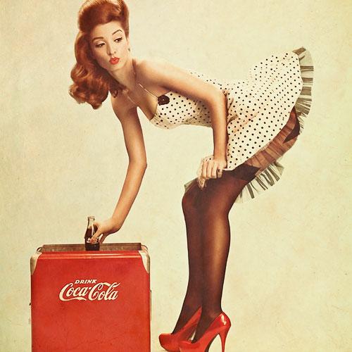 Pinup Cola