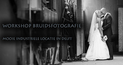 Workshop Bruidsfotografie